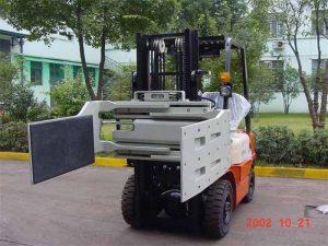 Çin Hidrolik Verimli Forklift Ekleri Çok Amaçlı Kelepçe