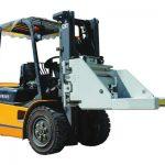 Forklift eki tuğla kelepçesi