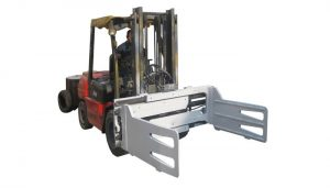 2.2 Tonluk Forklift İçin 2 Ton Balya Kelepçesi