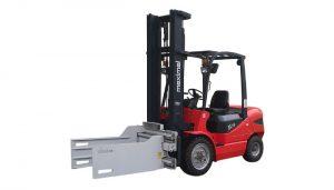 Ek Balya Kelepçesi ile 3T Forklift