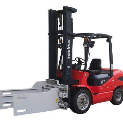 Forklift Ataşmanları Kağıt Hamuru Kıskaçları