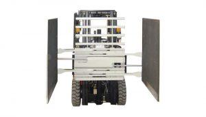 Forklift Eklenti Karton Kelepçe Sınıf 3 ve 1220 * 1420 mm Kol Boyutu