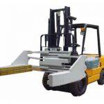 Forklift Blok Kelepçeleri veya Tuğla Kelepçeleri 2.5t Kaymaz Forklift Blok Kelepçeleri