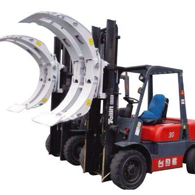 Forklift Salıncak Çerçevesi Kağıt Rulo Kelepçesi