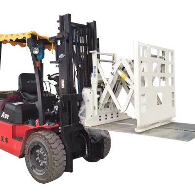 Forklift İtici Ataşmanı, Forklift İtmeli Çekme Ataşmanı