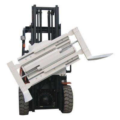 Çin Tedarikçisi 3 Ton Forklift Kamyon Kelepçeleri Döner Çatal Kelepçeleri