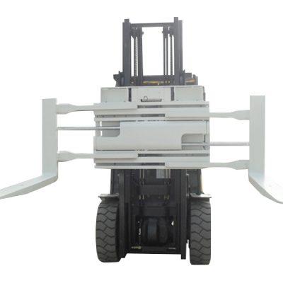 Forklift için kelepçe eki
