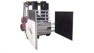 Forklift Eklenti Karton Kelepçeleri