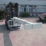 Hidrolik Forklift Ekleri Cam İşleyicisi
