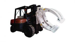 Malzeme Taşıma Ekipmanları Forklift Kağıt Rulo Kelepçesi