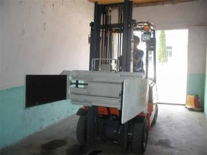 Forklift Çok Amaçlı Kelepçe