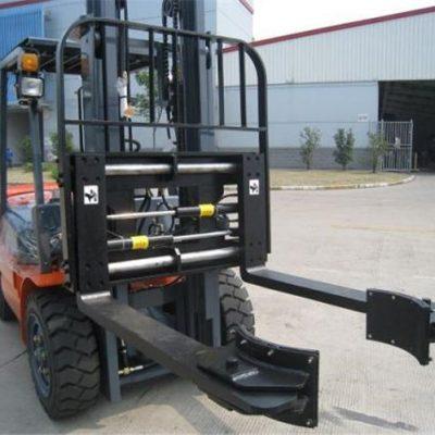 Yapı Malzemeleri için Hidrolik Forklift Ekleri Senkron Sıkma Çatalları